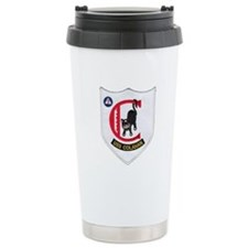USS COLAHAN Ceramic Travel Mug