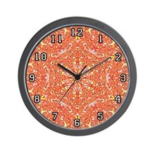 <b>MANDALA SERIES:</b> Mandala Wall Clock