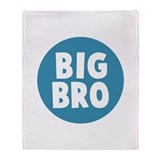 Big Bro Throw Blanket