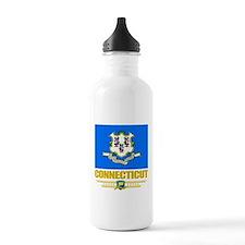 Connecticut Pride Water Bottle