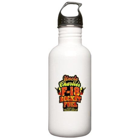 Uncle Charlie's Rocket Fuel Stainless Water Bottle