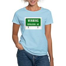 Winning Population : ME T-Shirt