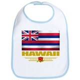 Hawaiian Pride Bib