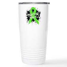 Fighting Back Non-Hodgkins Travel Mug