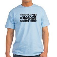 Funny 18th Birthday T-Shirt
