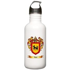Lopez Coat of Arms Water Bottle