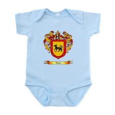 Lopez Coat of Arms Infant Bodysuit
