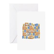 Tea Service Greeting Cards (Pk of 10)