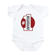 #1 Investor Infant Bodysuit