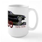 S30 Splash! Red Large Mug