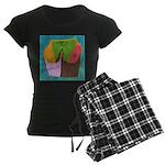 PickAss'O Women's Dark Pajamas
