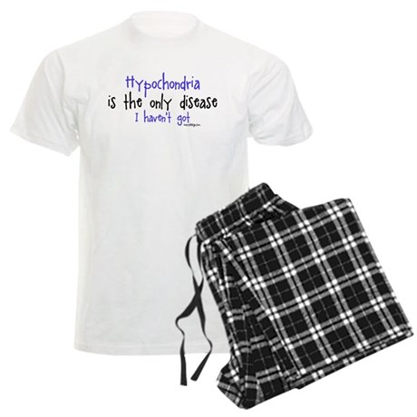 Hypochondria Men's Light Pajamas