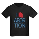 I Heart Abortion T
