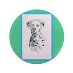 "Dalmatian 3.5"" Button (100 pack)"