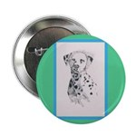 "Dalmatian 2.25"" Button (10 pack)"