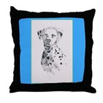 Dalmatian Throw Pillow