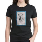 Dalmatian Women's Dark T-Shirt