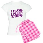 Flirty Flasher Women's Light Pajamas