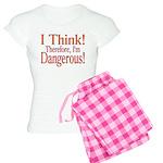 I Think! Women's Light Pajamas