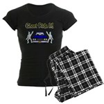Ghost Ride It Women's Dark Pajamas
