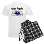 Ghost Ride It Men's Light Pajamas