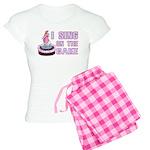 I Sing On The Cake Women's Light Pajamas