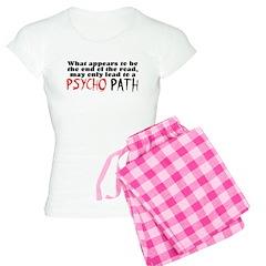 Psycho Path Women's Light Pajamas