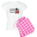 Champion Furniture Racer Women's Light Pajamas