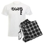 Oh My Geek Men's Light Pajamas