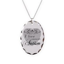 I love Someone With Autism ~ Necklace