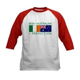Irish Australian flags Tee