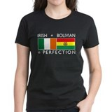 Irish Bolivian flags Tee