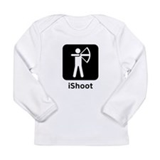 iShoot Long Sleeve Infant T-Shirt