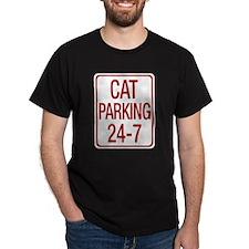 Cat Parking T-Shirt