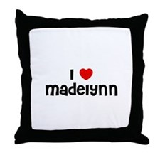 I * Madelynn Throw Pillow