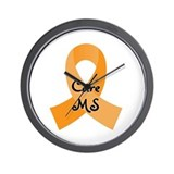Cure MS Wall Clock