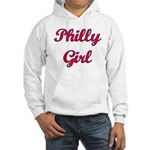 Philly Girl Hooded Sweatshirt
