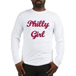 Philly Girl Long Sleeve T-Shirt