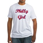 Philly Girl Fitted T-Shirt