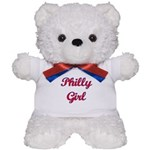 Philly Girl Teddy Bear