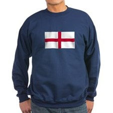 St. George's Cross Sweatshirt (Dark)