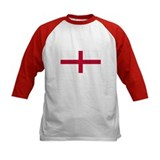St. George's Cross Kid's Baseball Jersey