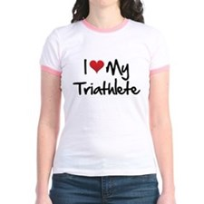 I heart my triathlete T