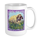 Holland Lop Rabbit Mug