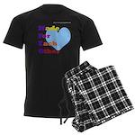 MFEO Men's Dark Pajamas