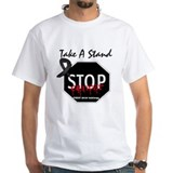 Melanoma Stop Cancer Shirt