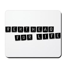 For Life Mousepad