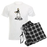 Rat Terrier Sit Pretty pajamas