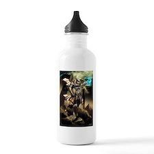 Cute Kwanzaa Water Bottle