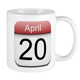 4:20 Date Coffee Mug
